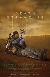 Quelle: Twitter - @HIDEO_KOJIMA_EN - Death Stranding Poster/Artwork mit Norman Reedus
