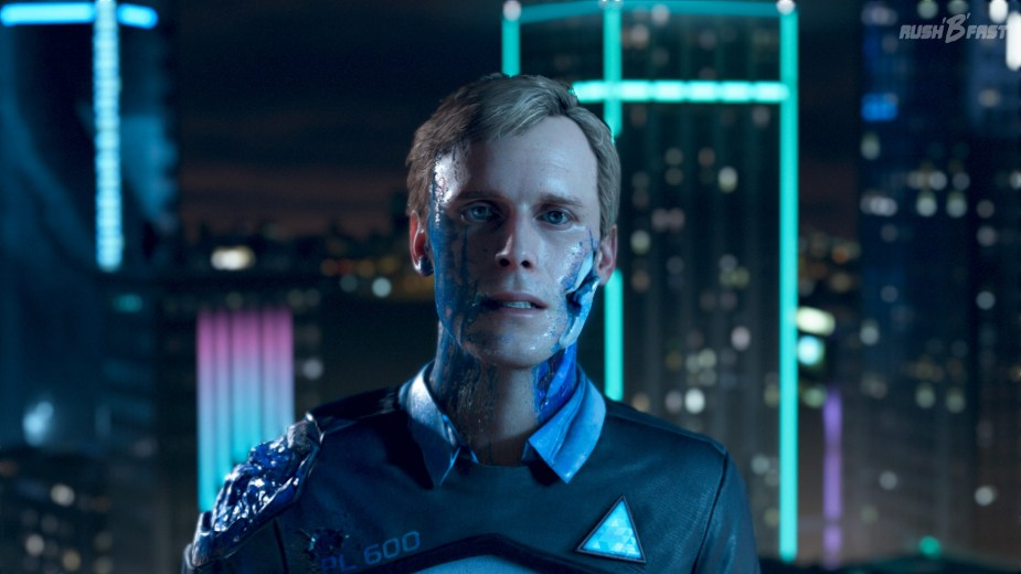 Detroit Become Human - Die Geisel Mission