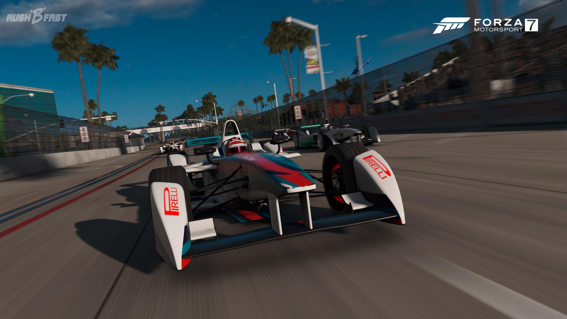 Forza Motorsport 7 - 2015 Formula E #6