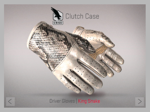 Driver Gloves | King Snake