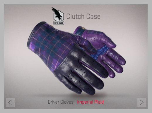 Driver Gloves | Imperial Plaid