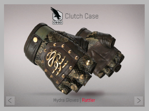 Hydra Gloves | Rattler