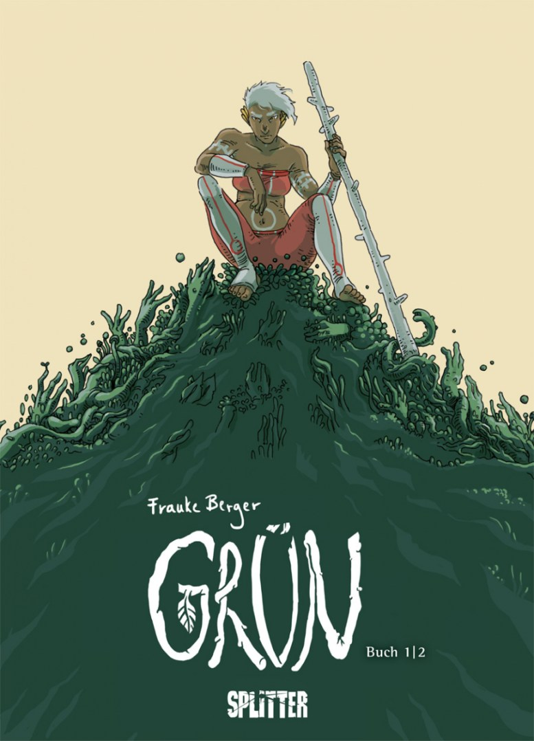 Quelle: Splitter Verlag - Comic: Grün - Cover Band 1