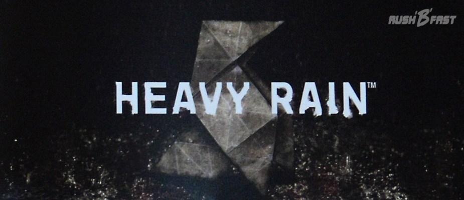 Heavy Rain Origami-Figur
