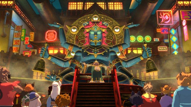 Quelle: Playstation - Ni no Kuni 2: Revenant Kingdom