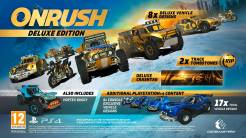 Onrush Deluxe Editionen - Playstation 4