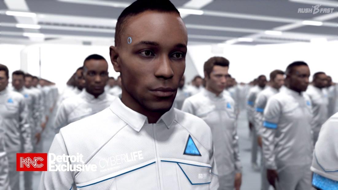 Detroit: Become Human: Cyberlife-Vorstellung