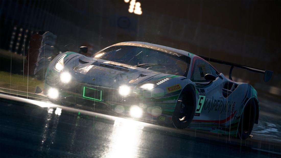 Assetto Corsa Competitione - Regenrennen