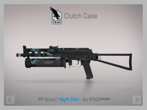 PP-Bizon | Night Riot