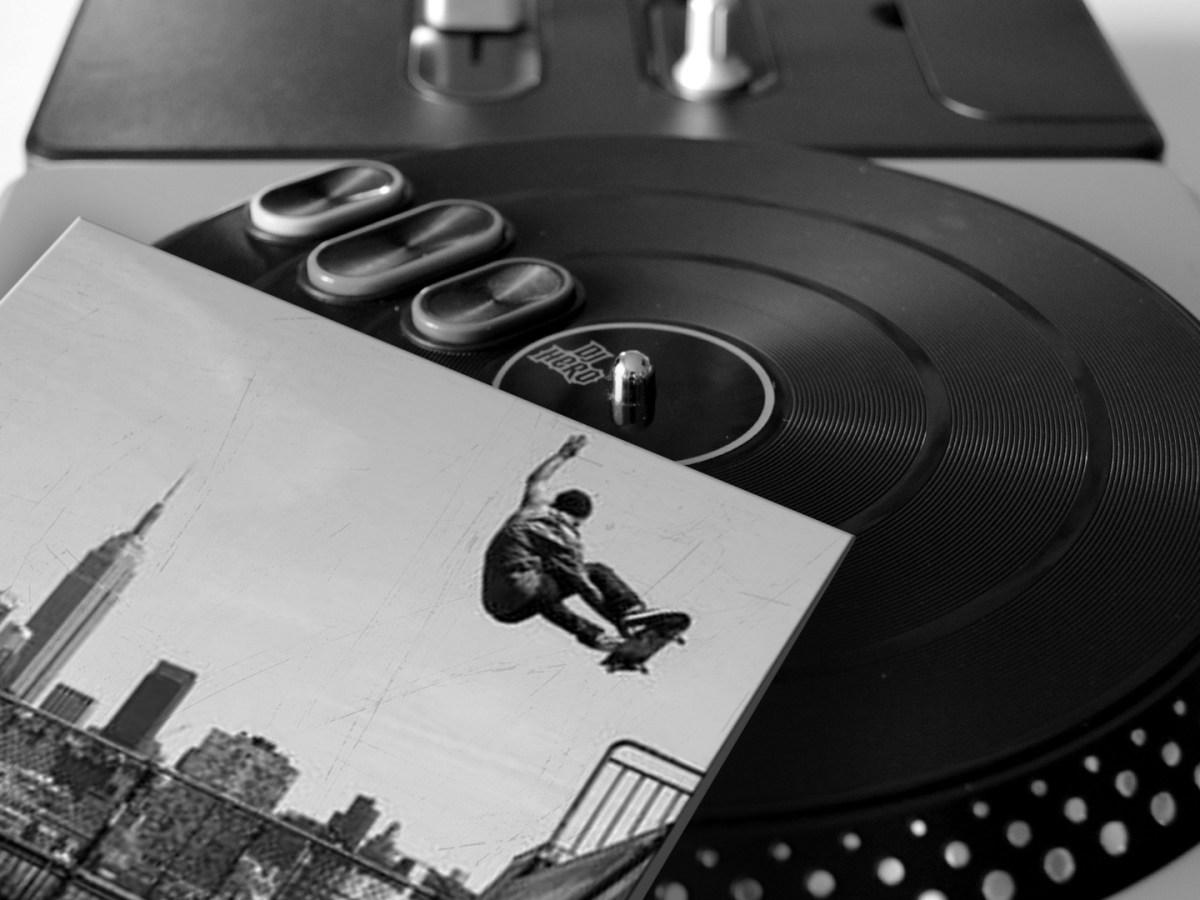 Foto: rush'B'fast, Plattencover: General'P/Mixcloud
