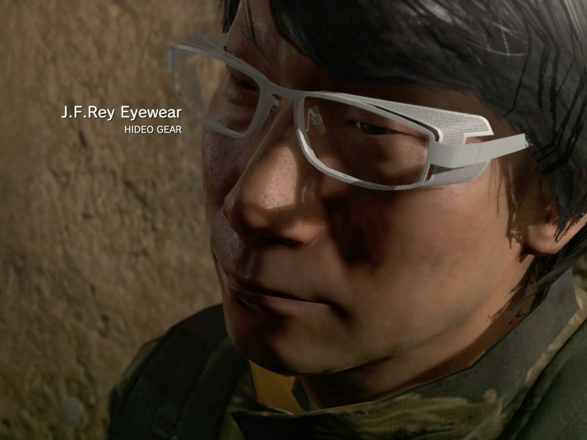 Metal Gear Solid V: The Phantom Pain - Hideo Kojima in Nebenmission #112