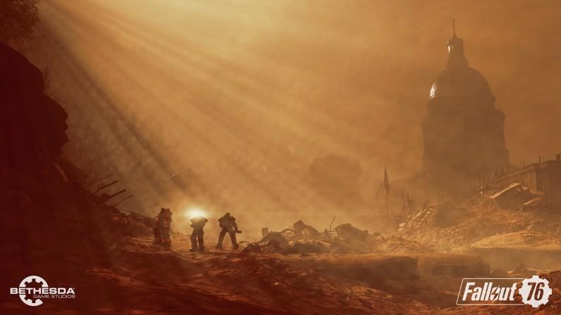 Fallout 76 - Die Macht des Atoms