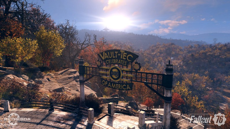 Fallout 76 - West Virginia