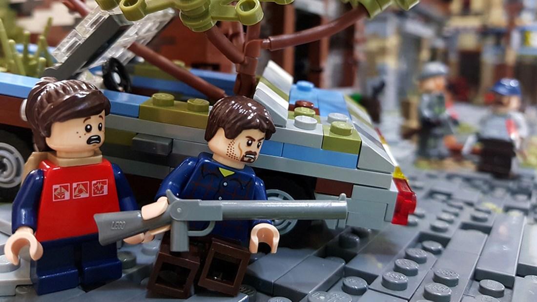 Quelle: flikr/Christophe - LEGO: The Last of Us - Hinterhalt
