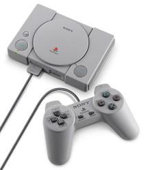 Quelle: www.sie.com - PlayStation Classic und Controller