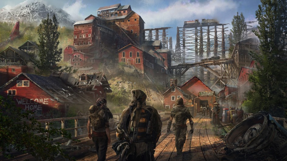 Eddie Mendoza - Mining Town