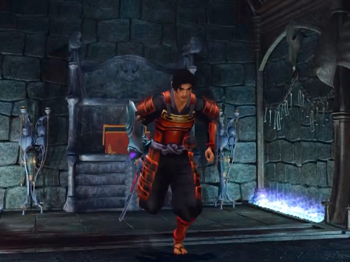 Quelle: Youtube/PlayStation - Onimusha Warlords