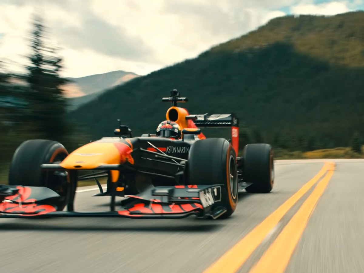 Aston Martin Red Bull Racing - Road Trip USA - Teil 2