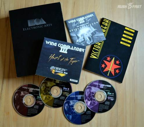Wing Commander 3 für Macintosh