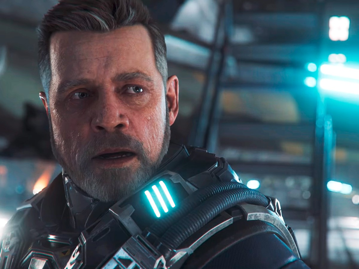 Squadron 42 - CitizenCon Trailer - Mark Hamill