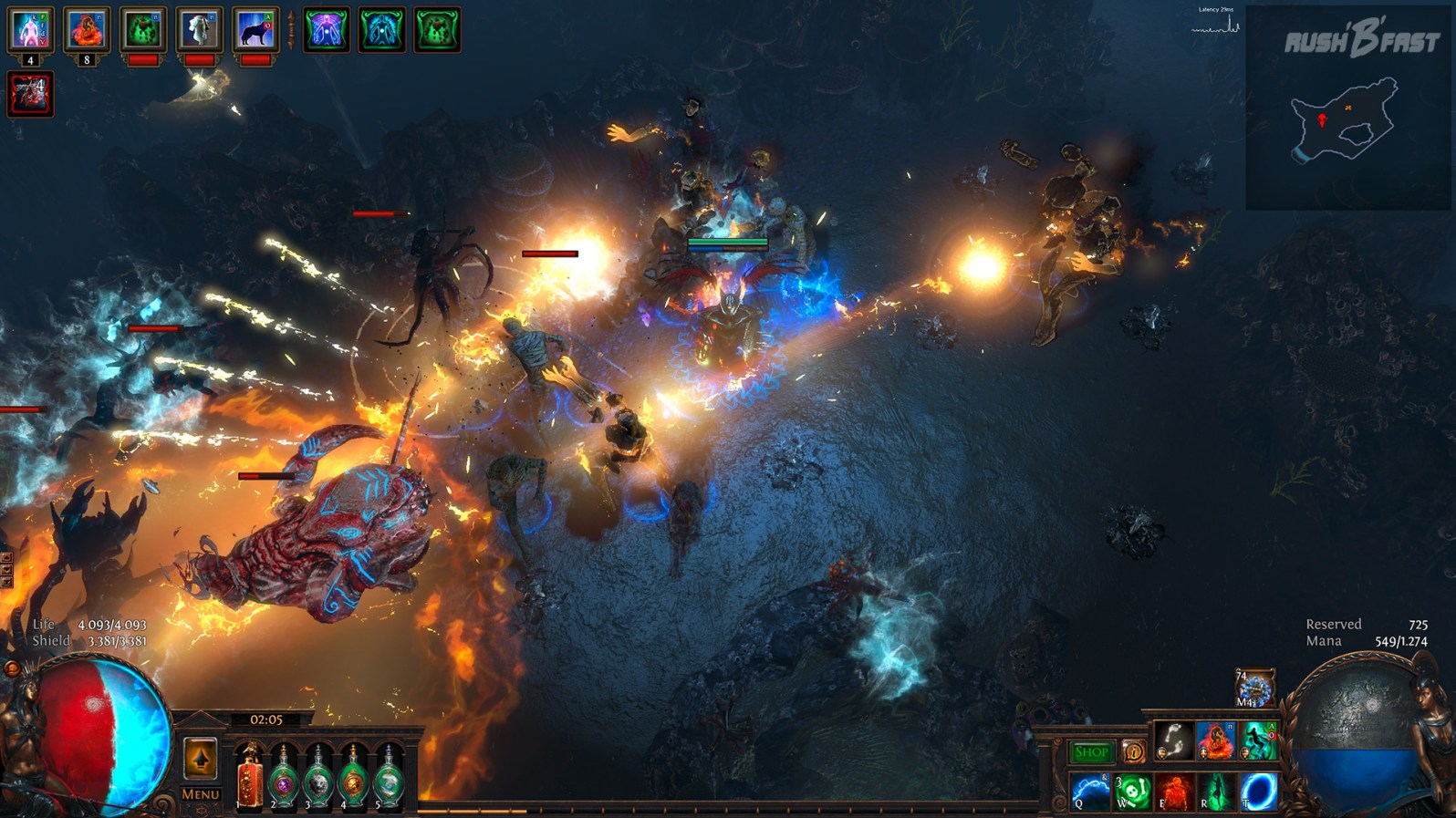Path of Exile - Bestiary League - Minion Master (Spectre Skillung)