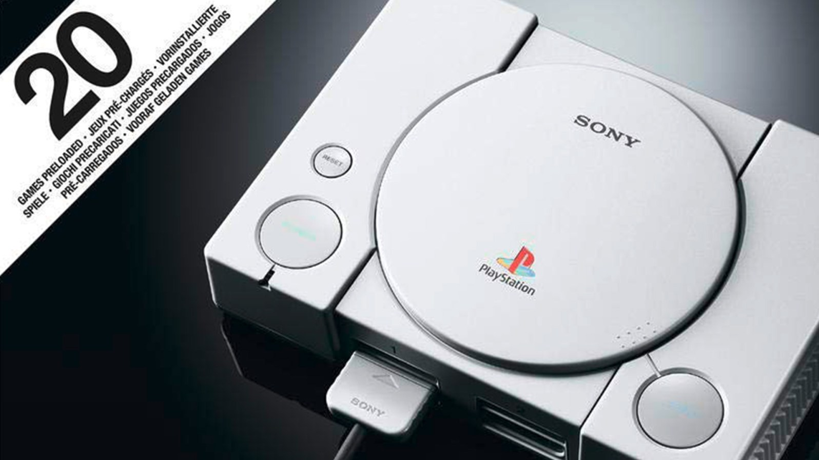 Quelle: Amazon/Sony - PlayStation Classic