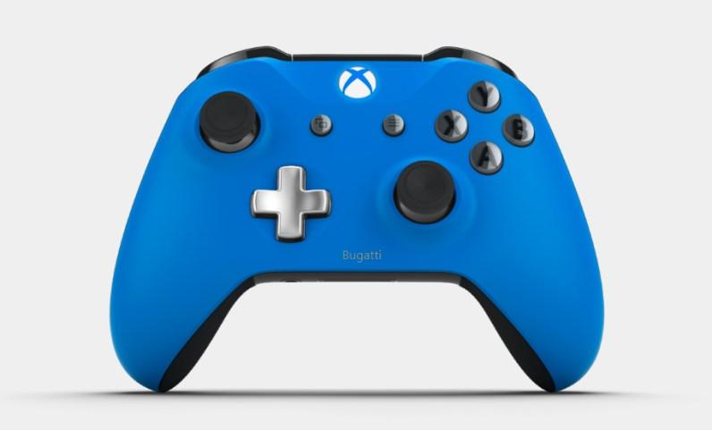 Xbox Design Lab - Forza Horizon 4 (Bugatti Chiron Design) - Vorderseite