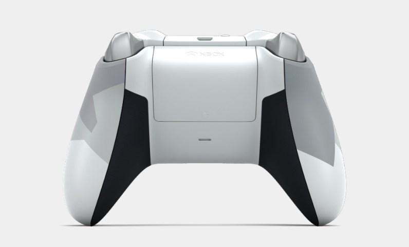 Xbox Design Lab - rush'B'fast - Rückseite