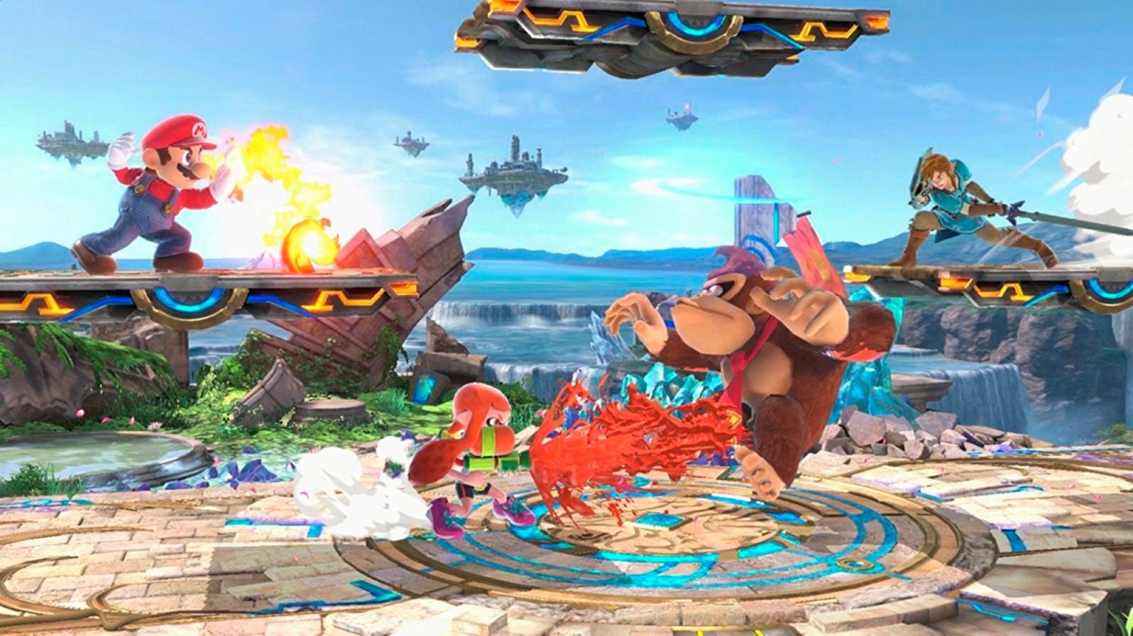 Quelle: Amazon/Nintendo - Super Smash Bros. Ultimate