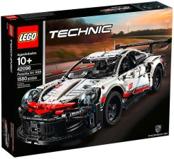Quelle: shop.lego.com - Porsche 911 RSR (Verpackung Vorderseite) - LEGO Technic