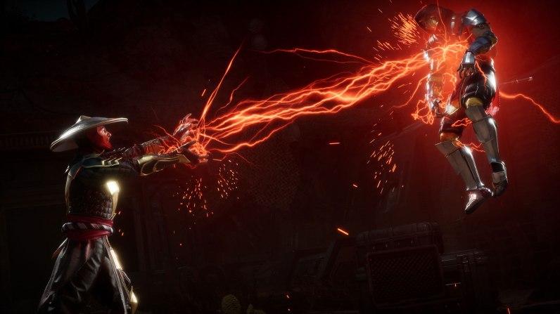 Quelle: Steam/NetherRealm Studios - Mortal Kombat 11 - Raiden Blitzattacke