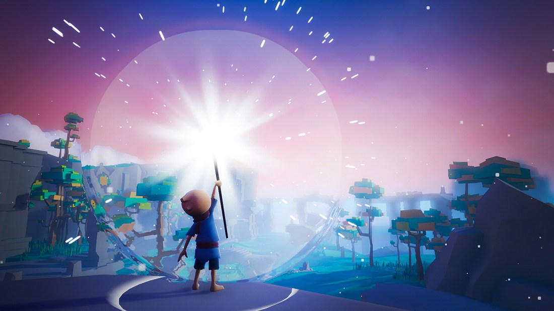 OMNO - an atmospheric exploration and puzzle adventure