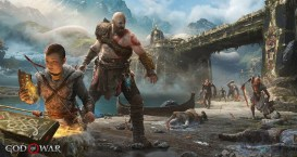 Quelle: okonart.com - Marek Okon - God of War Key Art