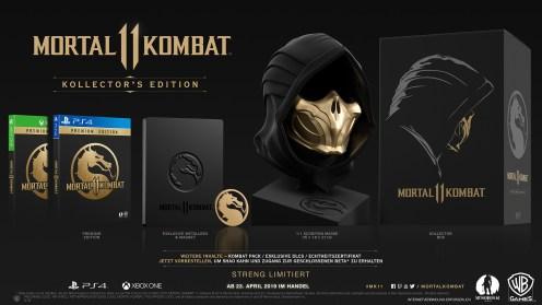 Quelle: Warner Bros. - Mortal Kombat 11 Kollector's Edition