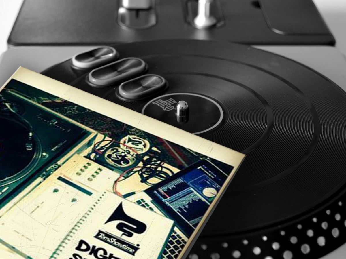 Foto: rush'B'fast, Plattencover: Tom Showtime/mixcloud