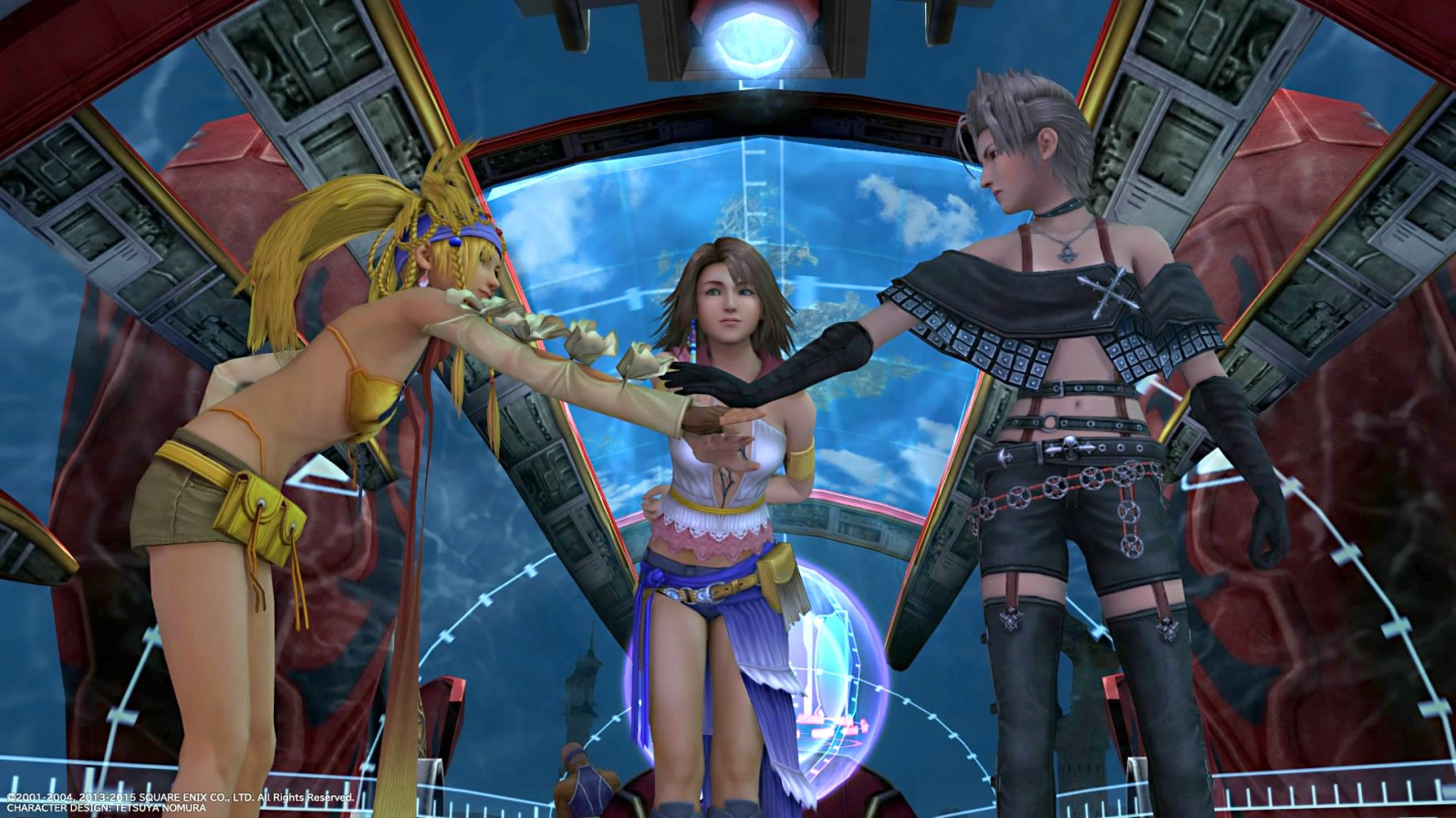 Quelle: Square Enix - Final Fantasy XII X/X2 HD Remaster