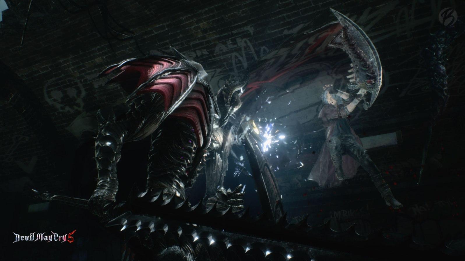 Devil May Cry 5: In einem Shooter wäre das wohl der Moment, wenn der Ansager einem den Headshot bestätigt. HEADSHOT!
