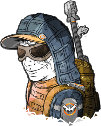 rushBfast - René Weinberg - The Division 2 - oasentier