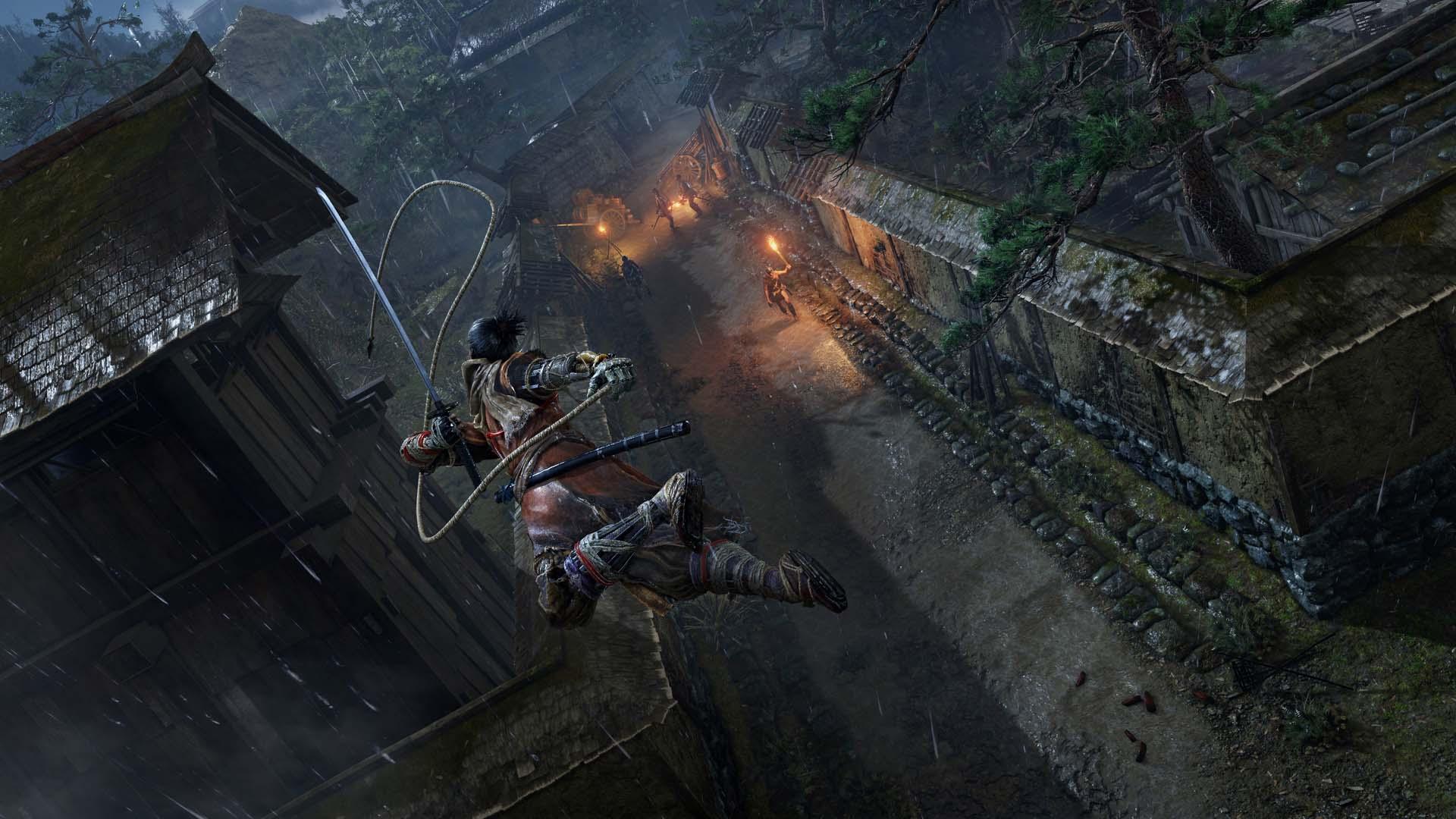 Quelle: Activision - Sekiro: Shadows Die Twice - Der Tod kommt von oben!