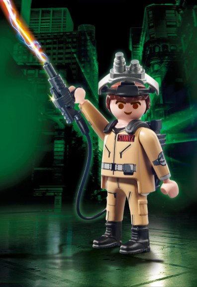 35 Jahre Ghostbusters - PLAYMOBIL_70174_Ghostbusters™ Sammlerfigur R. Stantz