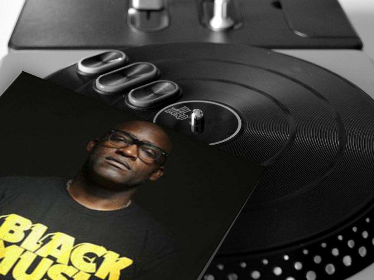 Foto: rush'B'fast, Plattencover: DJ Vadim/mixcloud
