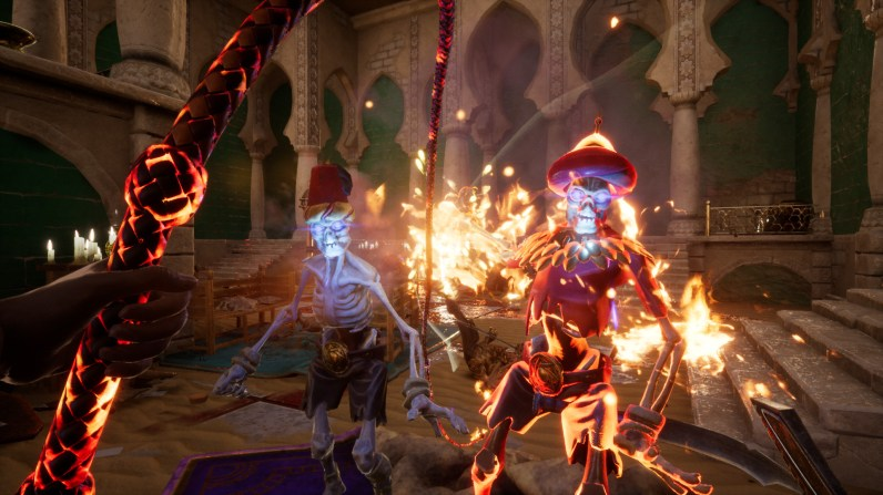 Quelle: Uppercut Games - City of Brass - Feuer frei!