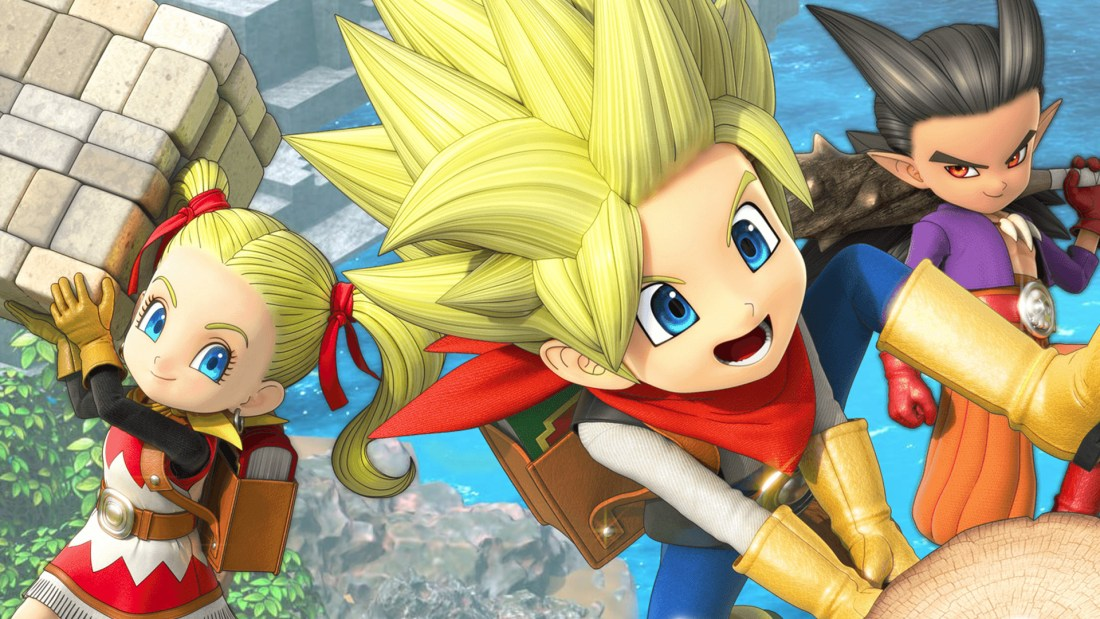 Quelle: Square Enix - Dragon Quest Builders 2