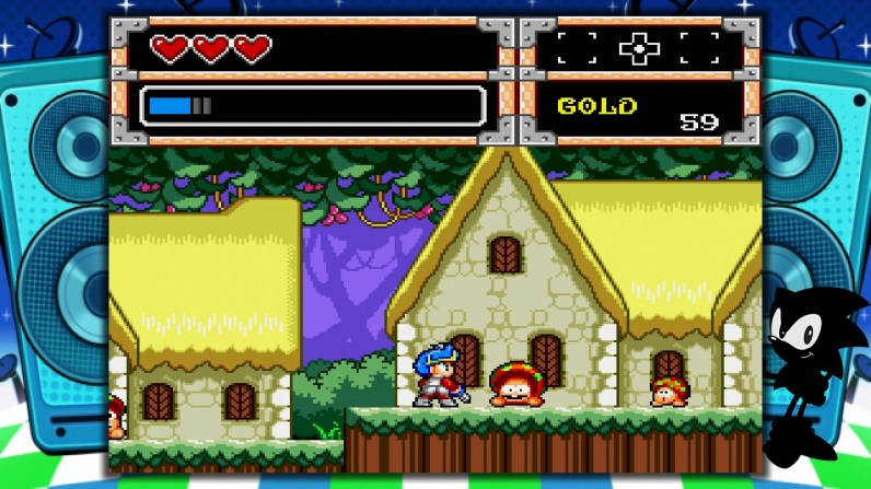 Quelle: Koch Media - Wonder Boy in Monster World