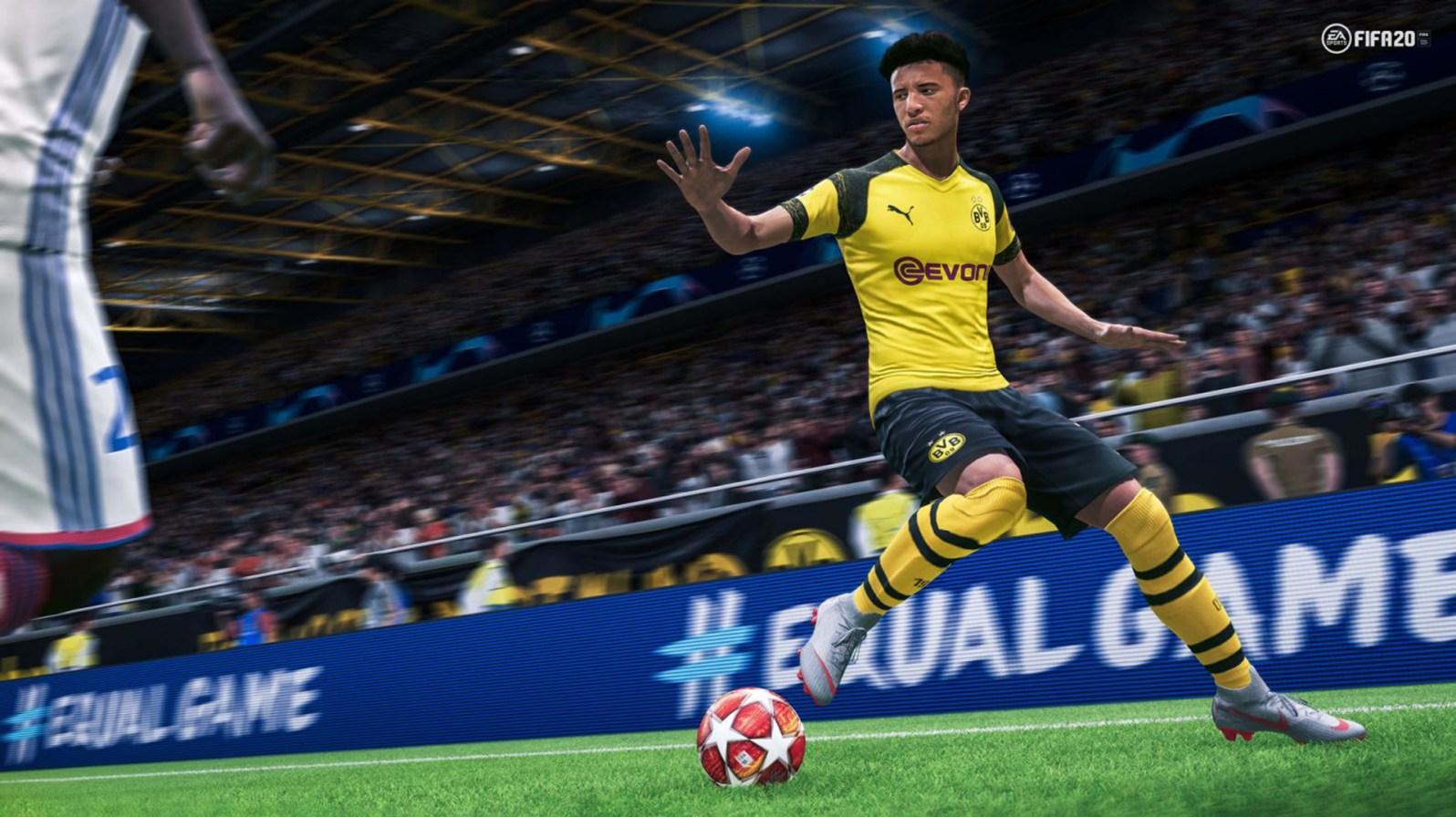Quelle: Electronic Arts - FIFA 20