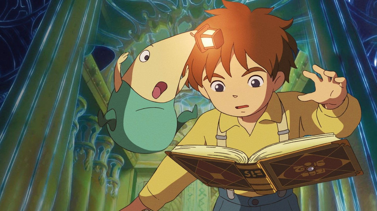Quelle: Namco Bandai - Ni no Kuni: Wrath of the White Witch Remastered