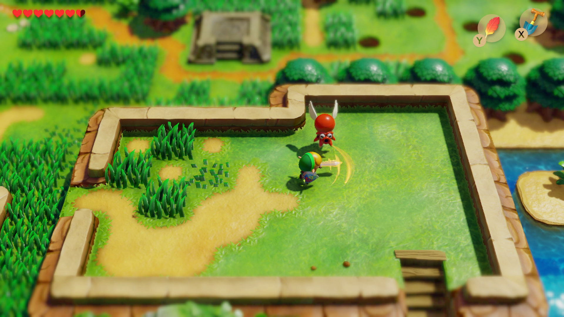 Quelle: Nintendo - The Legend of Zelda: Link's Awakening