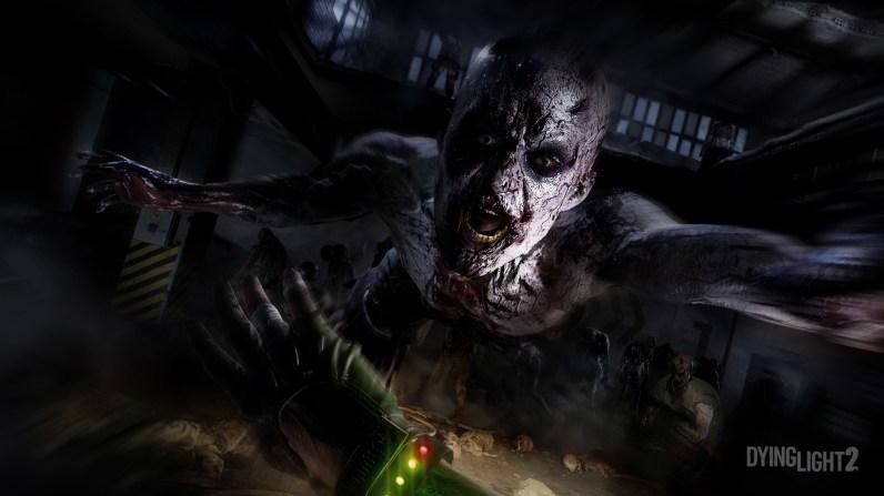 Die lichtempfindlichen Zombies von Dying Light 2 drehen in der Dunkelheit voll auf.