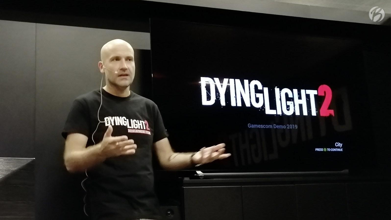 Der Lead Designer Tymon Smektała präsentiert persönlich, was uns in Dying Light 2 Neues erwarten wird.