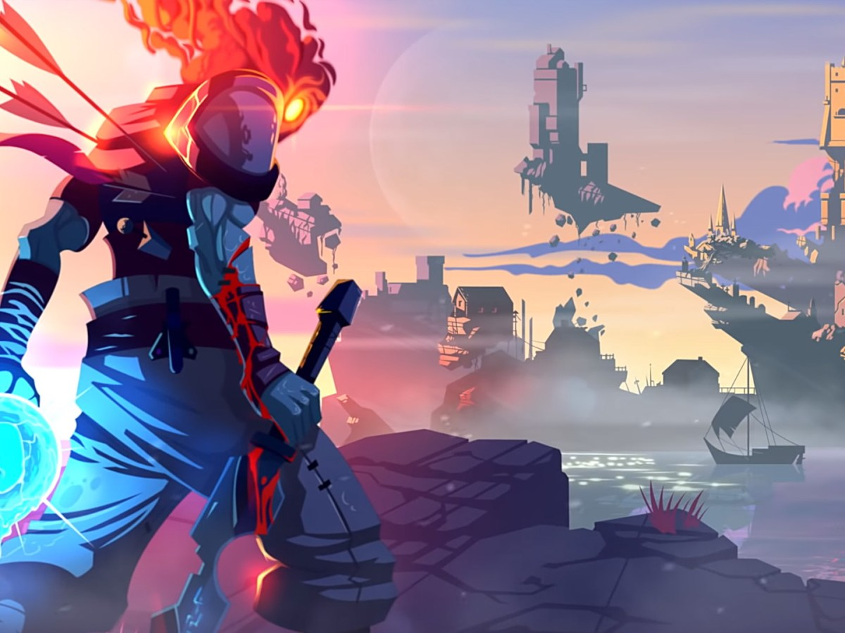 Quelle: Motion Twin - Dead Cells Artwork